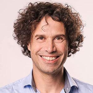 Speaker - Daniel Hess